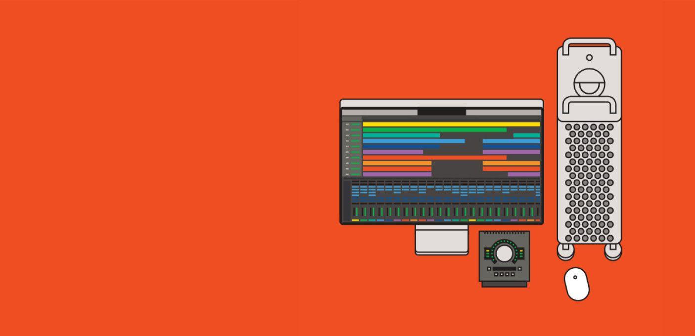 Workshop: Logic Pro X / Getting Started