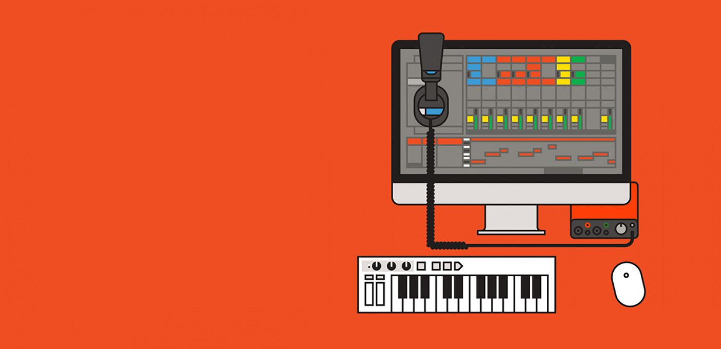 Workshop Ableton Live - Mixing Electronic Music With Stock Plugins