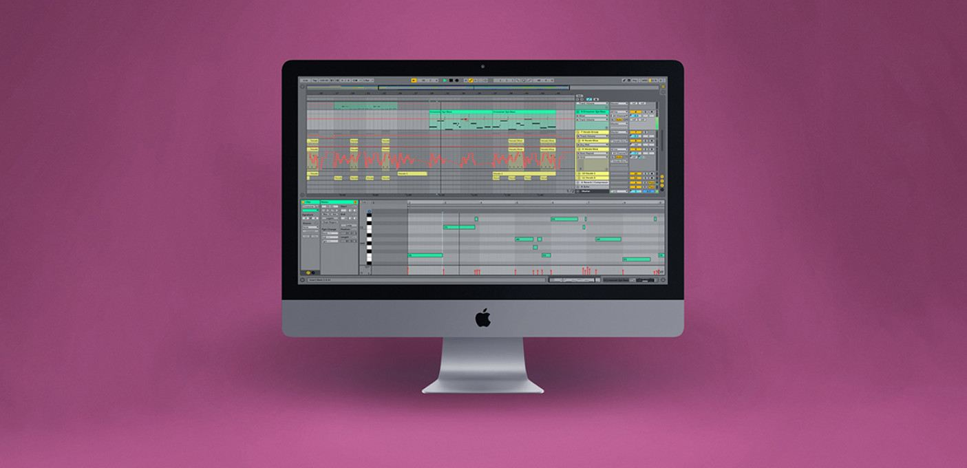 [+]ABLETON LIVE[+] - Getting Started