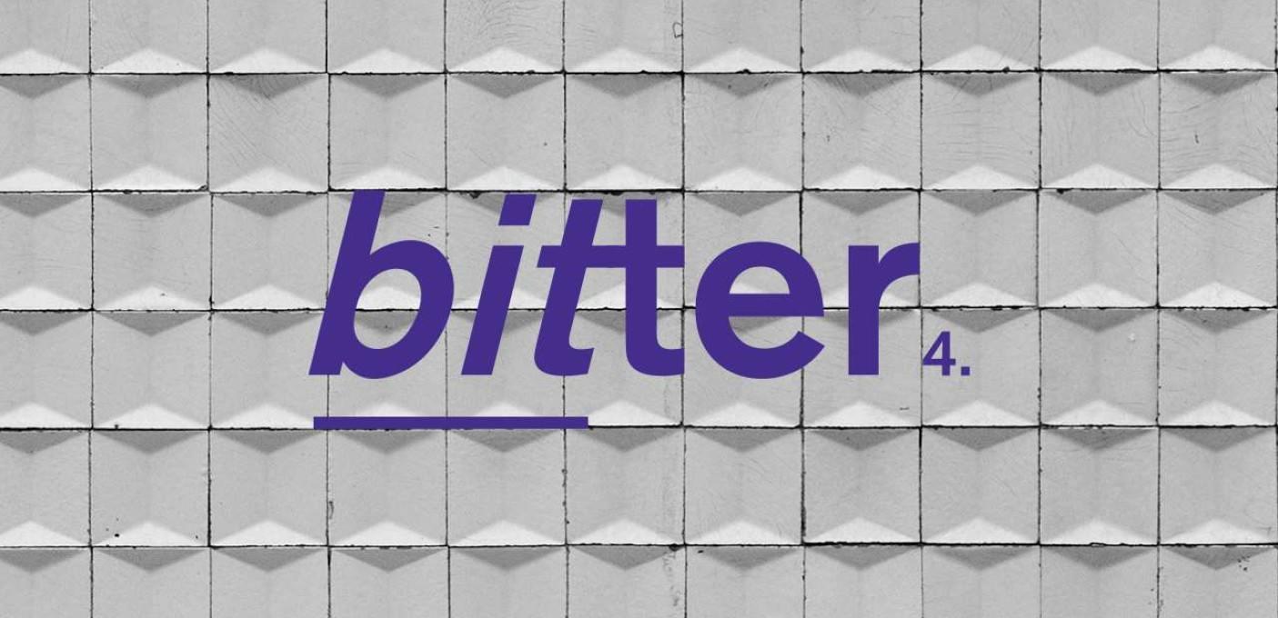 'BITTER 4': [+]PALMBOMEN II[+] + BETONKUST