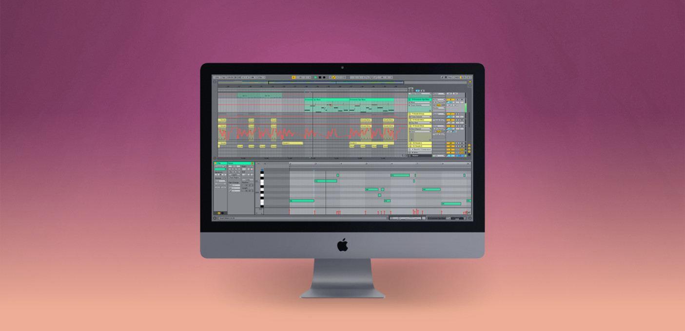 Ableton / muziek maken met field recordings