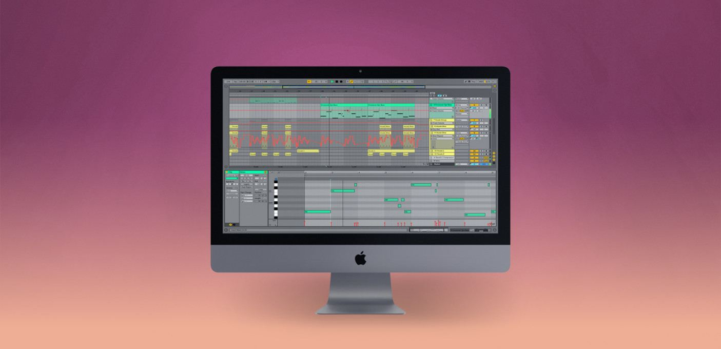 Ableton Live / Mixing Electronic Music