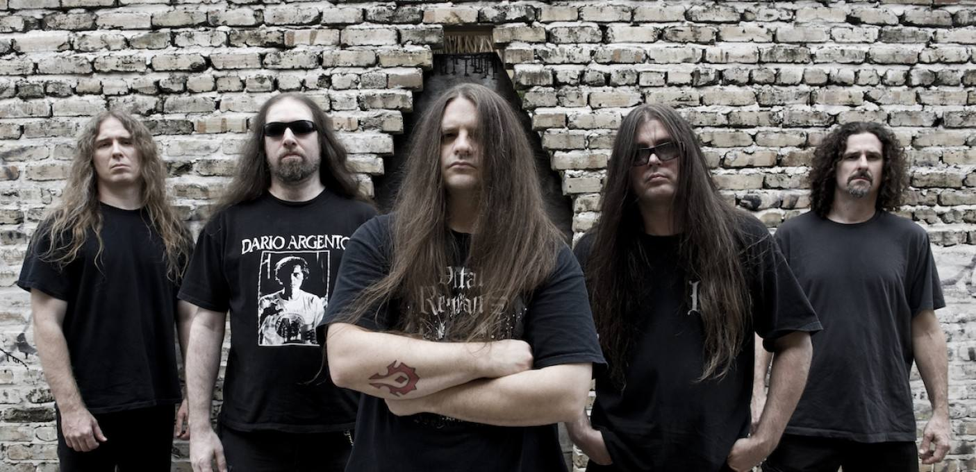 [+]Cannibal Corpse[+] [-] + The Black Dahlia Murder +  In Arkadia[-]