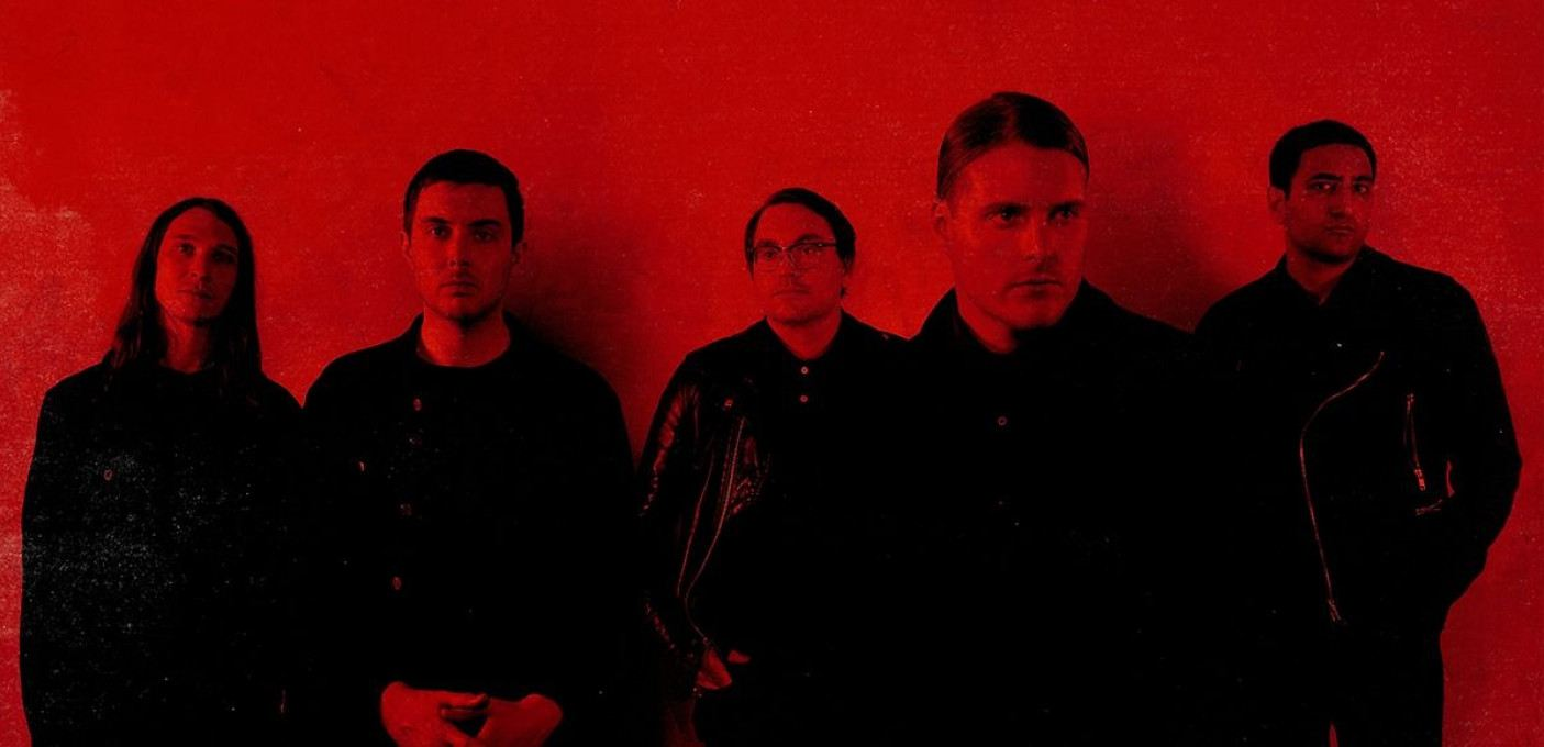 [+]DEAFHEAVEN[+] + INTER ARMA + [-]SONS OF A WANTED MAN[-]