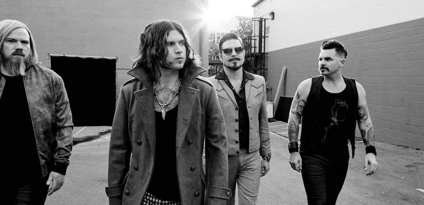 [+]RIVAL SONS[+] + The Sheepdogs