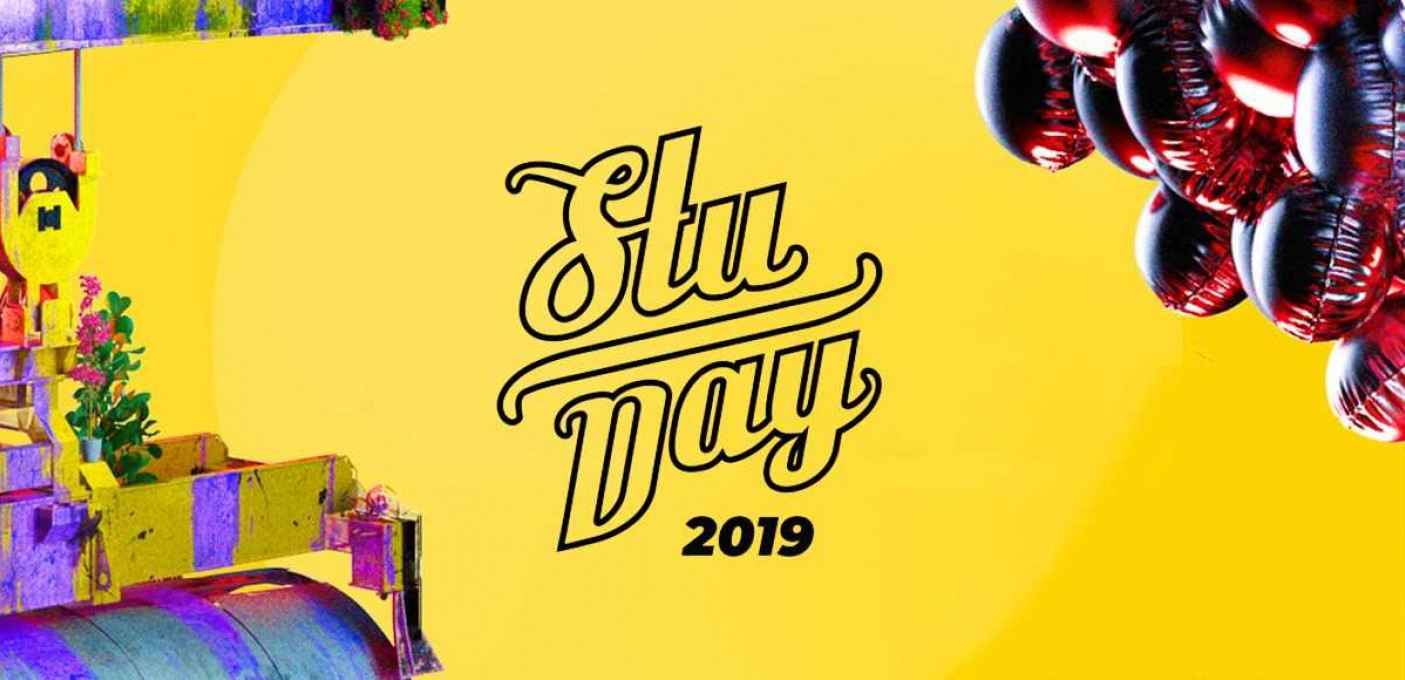 [+]STUDAY 2019 Afterparty:[+] Kurkdroog + Amber Broos