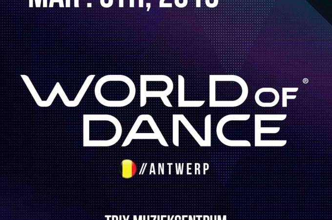 [+]'WORLD OF DANCE ANTWERP 2019'[+]