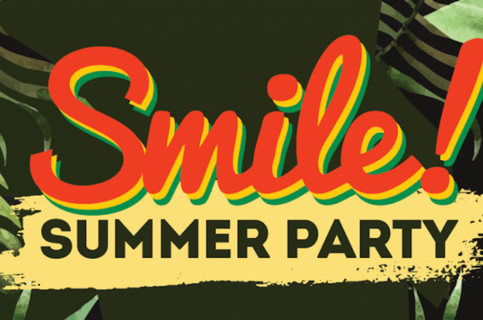 [+]'SMILE!'[+] SUMMER PARTY
