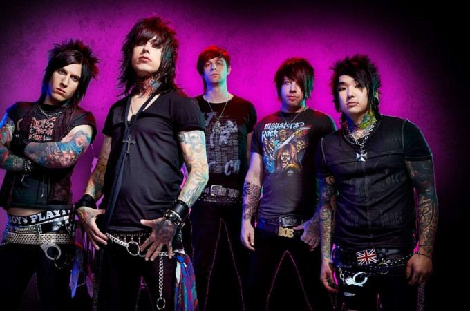 FALLING IN REVERSE ^us^ + SET THINGS RIGHT ^b^