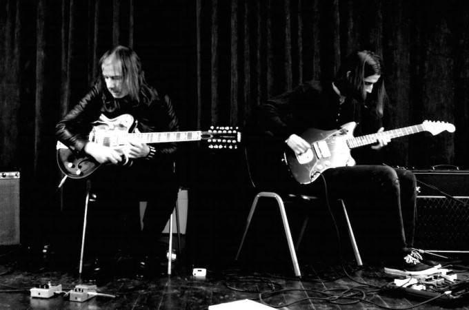 [+]Jozef van Wissem ^nl/us^ & Domingo Garcia-Huidobro ^cl^[+] [-]'PARTIR TO LIVE' + DJ Koen Vandehoudt (Radio Centraal / Oorstof)[-]