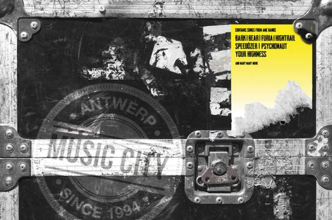 ANTWERP MUSIC CITY VINYL