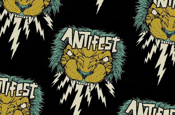 'ANTIFEST': [+]Anti-Flag ^us^[+] + Pagan ^au^ + Microwave ^us^ + Bitch Falcon ^ie^ + Milk Teeth ^gb^ + Petrol Girls ^gb^ [-]+ more[-]