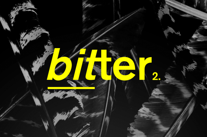 'bitter 2': [+]JACQUES GREENE ^can^[+] + DARK SKY ^uk^ [-] + HARING ^b^ + DJ Sixsixsixties ^b^[-]