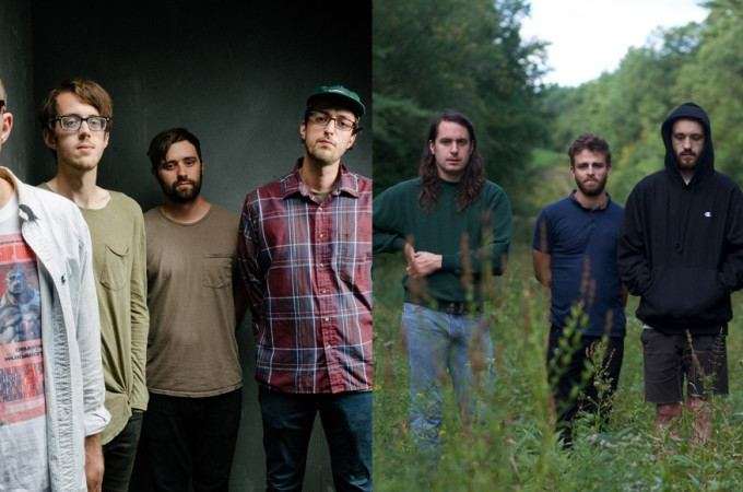 [+]CLOUD NOTHINGS ^us^ + THE HOTELIER ^us^[+]