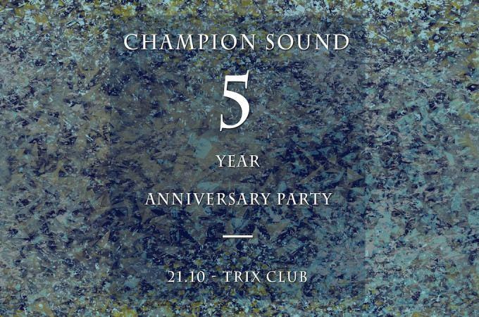 [+]5 Years Champion Sound[+]