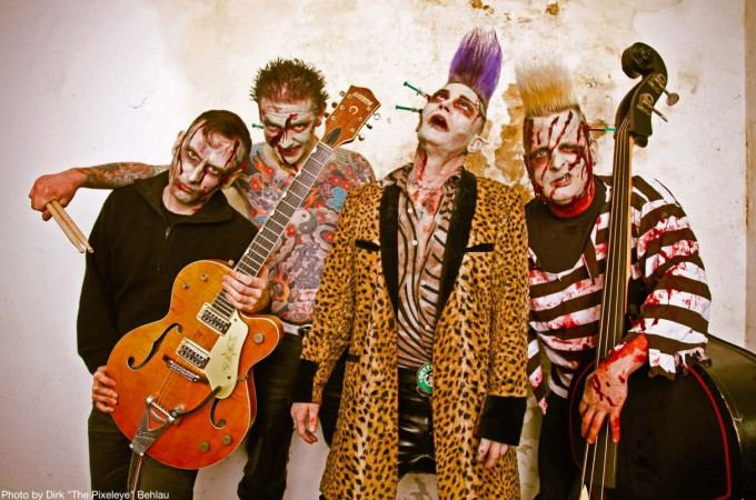 'ROCKABILLY PSYCHOSIS NIGHT': DEMENTED ARE GO ^uk^ + THE DRAGTONES ^swe/us^ + REVEREND BEAT-MAN ^ch^ + THE PHANTOM FURY ^b^