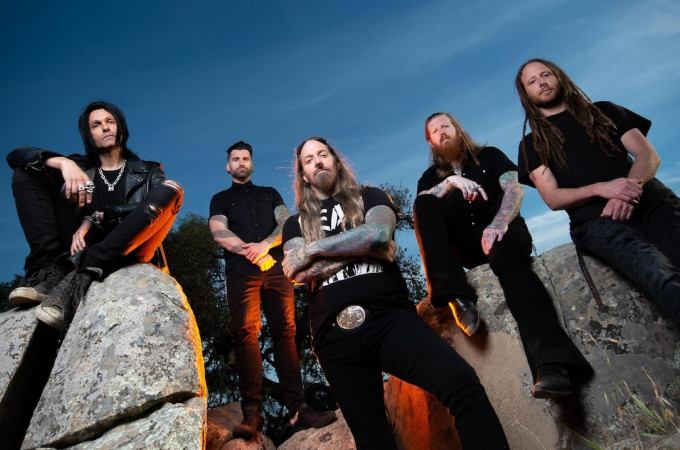 [+]DEVILDRIVER ^us^[+] + Carnation ^be^