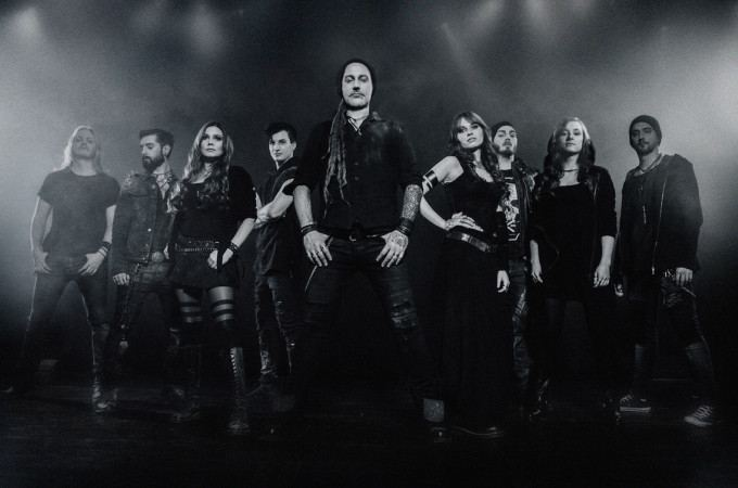 [+]ELUVEITIE ^ch^ + AMARANTHE ^swe/dk^[+] [-]+ THE CHARM THE FURY ^nl^[-]