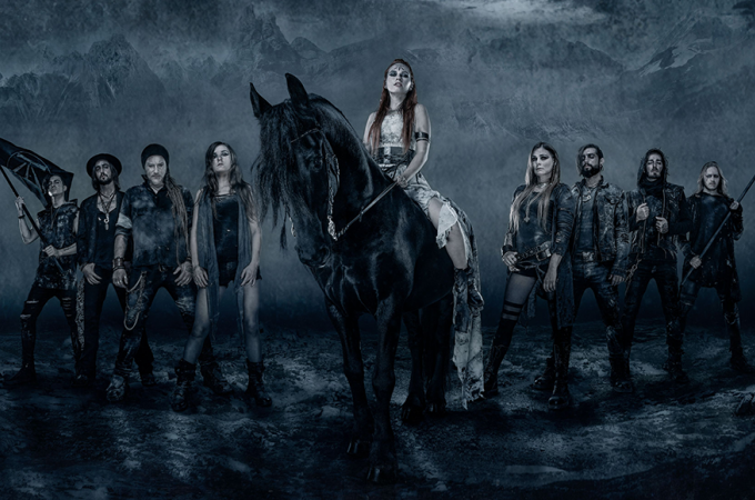 [+]ELUVEITIE ^ch^ + LACUNA COIL ^it^[+] + Infected rain ^md^