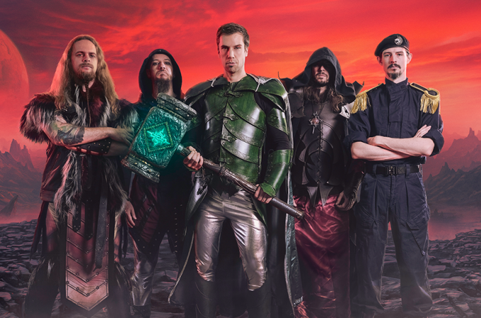 [+]GLORYHAMMER ^uk/ch^[+] + NEKROGOBLIKON ^us^ [-]+ WIND ROSE ^it^[-]