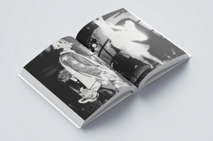 Presale boek over het legendarische jeugdhuis Het Lintfabriek