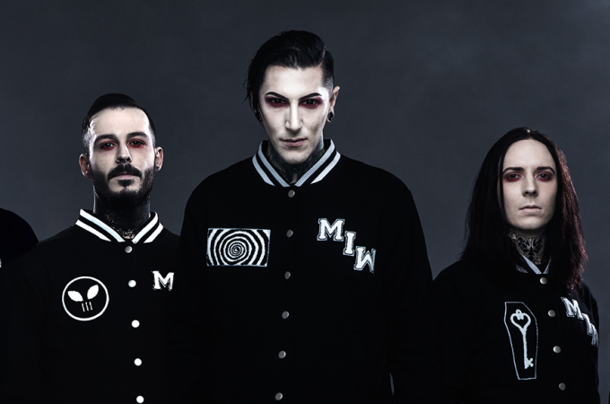 [+]MOTIONLESS IN WHITE ^us^[+] + Sköld ^se^