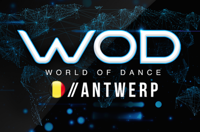 [+]'WORLD OF DANCE ANTWERP 2018'[+]