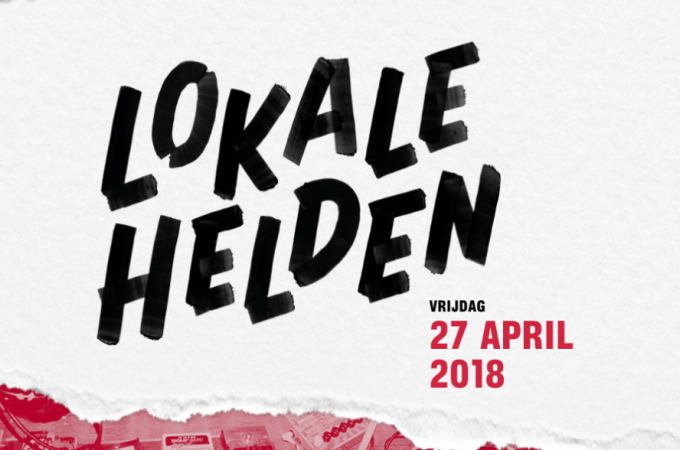 'LOKALE HELDEN': [+]URBAN TALENT SHOWCASE[+] [-]Seefsound - Ikraan - Amy McQueen - The Victory's - Jimmy Baanvast - Yolo Mattie[-]