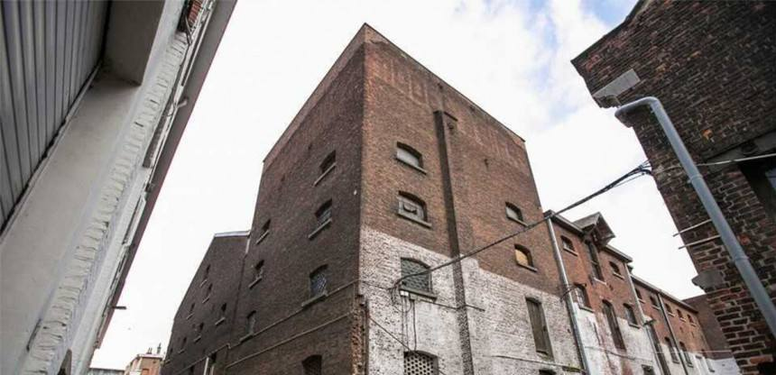 New pilot project in an old brewery as a workplace for artists