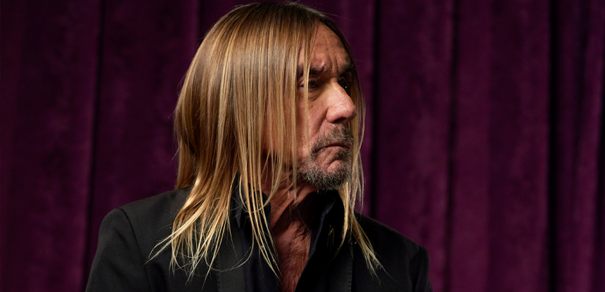 Iggy Pop - A Life in Pictures.