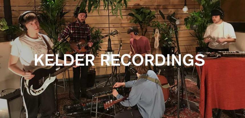 'KELDER RECORDINGS': MARBLE SOUNDS & PSYCHO 44