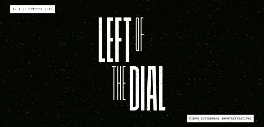 Left of the Dial - curated by Trix