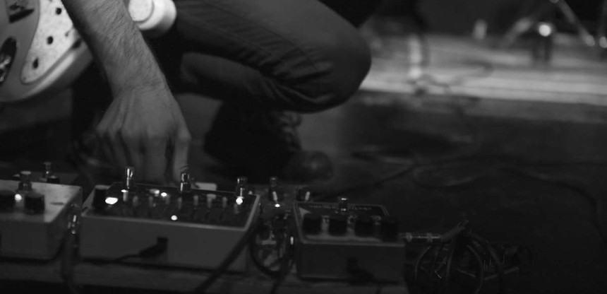 Morgan Delt + Faye Dunaways - concertfoto's
