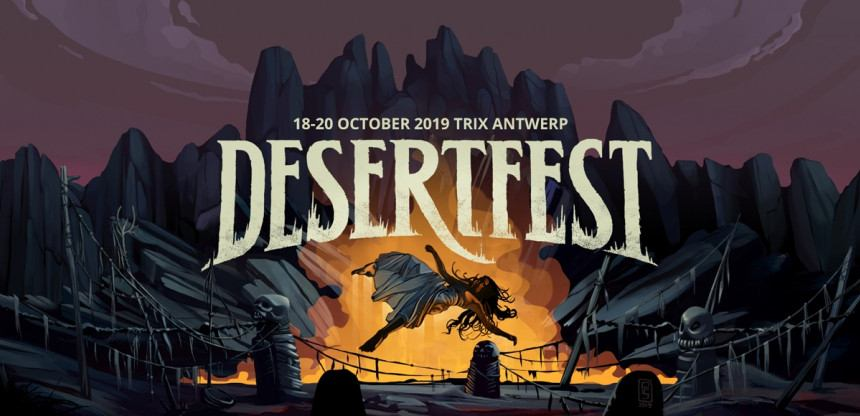 Eerste namen Desertfest 2019