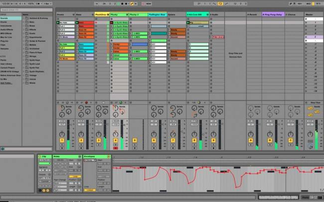 [+]ABLETON ADVANCED[+] [-] - FEBRUARI '17[-]