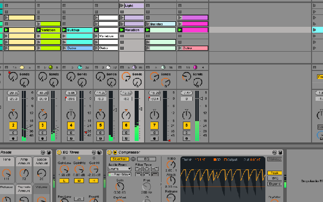 [+]ABLETON[+] [-]GETTING STARTED[-]