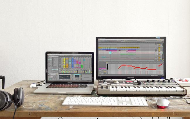 [+]ABLETON[+] [-]- GETTING STARTED (zaterdagen)[-]