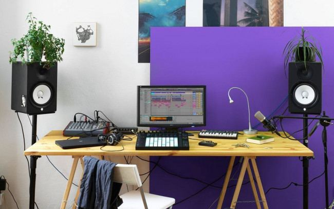 [+]ABLETON LIVE[+] - Advanced [-](4 lessen)[-]