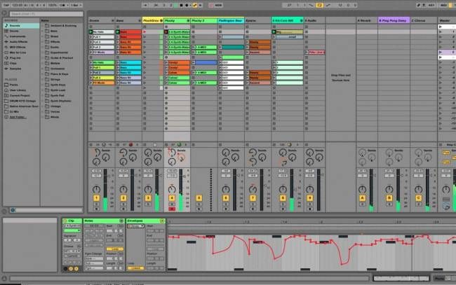 [+]ABLETON[+] [-]GETTING STARTED CRASH COURSE[-]