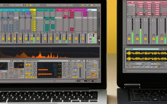 [+]ABLETON GETTING STARTED[+] - [-]cursus op zaterdagmiddag[-]