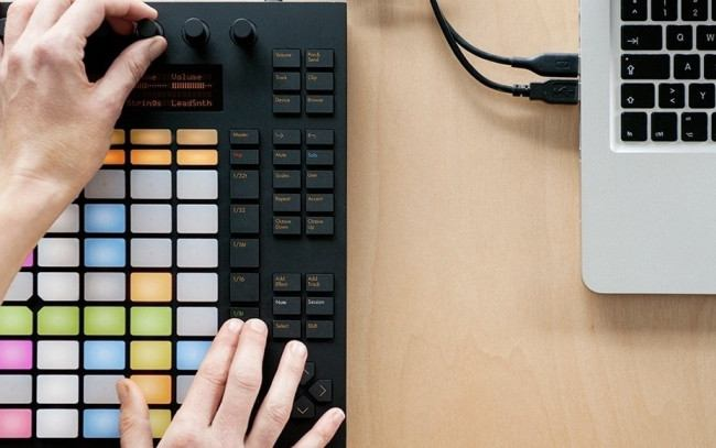 [+]Ableton Push[+]